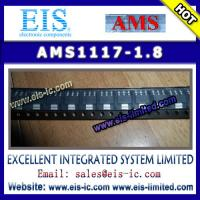 Buy cheap AMS1117-1.8 - AMS IC - 1A LOW DROPOUT VOLTAGE REGULATOR - Email: sales012@eis-ic.com product