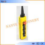 Buy cheap IP65 Push Button Crane / Hoist Pendant Control AC400V / DC230V IEC 60947-5-1 from wholesalers