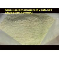 Buy cheap 99.5% Purity Trenbolone Powder / Trenbolone Acetate Steroid Cas 10161-34-9 from wholesalers