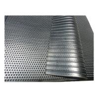 Buy cheap Lightweight Cattle Stall Mats , Soft Stable Non Slip Rubber Mat For Cow from wholesalers