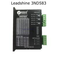 Buy cheap 3-phase Leadshine  stepper driver 3ND583 for nema 23 and 34 stepper motor  Max 8.3A current from wholesalers