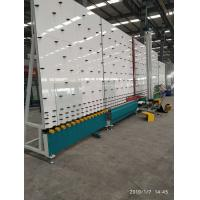 Buy cheap Doule Glazing Equipment 2.5M*3.5M Online Gas Filling Vertical Automatic Insulating Glass Production Line from wholesalers