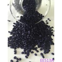 Buy cheap Blue Rubber Plastic Masterbatch 10% - 50% Pigment Content For Knitted Fabric from Wholesalers