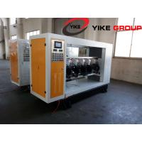 Buy cheap High Efficiency Thin Blade Slitter Scorer Machine / Carton Box Making Machine from wholesalers
