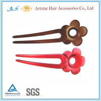 China Fashion plastic hair stick for sale on sale
