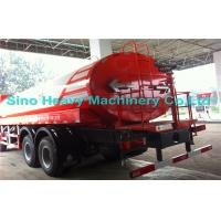 Buy cheap SINOTRUK 371 hp Water / Oil Tanker Truck EUROII/III RHD OR LHD With Pump And product