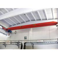 Buy cheap European Style 5 Ton Single Girder EOT Crane , Indoor Monorail Overhead Crane from wholesalers