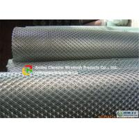 Buy cheap Strong Stainless Steel Decorative Expanded Metal Panels Width 10cm - 2m product