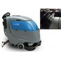Buy cheap Rechargeable Commercial Floor Cleaning Machines , Recyclable Tile Floor Cleaner Machine from wholesalers