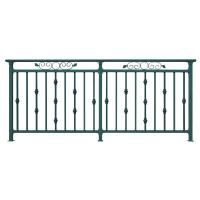 Buy cheap YT012 Terrace railing designs metal railing for balcony Outdoor wrought iron railing from wholesalers