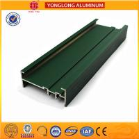 Buy cheap Powder Coated 6005 6005A Aluminum Alloy Profiles / Heat Transfer Plates product