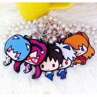 Buy cheap Custom 2d/3d Soft PVC Keychains , Rubber Key Chains Supplier China manufacturer from wholesalers