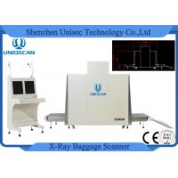 Buy cheap SF100100 Airport Security Baggage Scanners , X Ray Cargo Scanner Big Tunnel Size from wholesalers