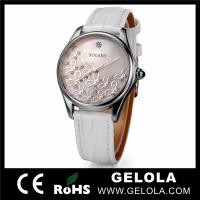 Buy cheap 2014 Custom Fashion Women Stainless Steel japan movt wrist Watch from wholesalers
