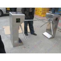 Buy cheap M1 Card Reader Pedestrian Vertical Tripod Turnstile Gate Access Control Portable from wholesalers