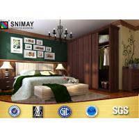 Buy cheap Eco Friendly Custom Made MDF Board Furniture , High End Bedroom Furniture Sets from wholesalers