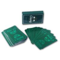 Buy cheap Custom Printing Paper Card , One Set Poker Printing With Box Packaging from wholesalers