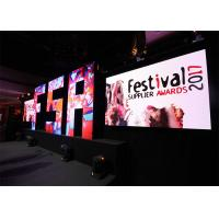 Buy cheap Low Attenuation Rental LED Display Mesh Video Wall Display P15.6mm Meanwell Power Supply from wholesalers