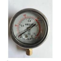 Buy cheap pressure gauge from wholesalers