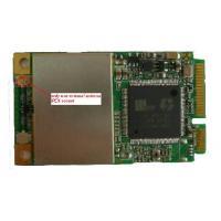 Buy cheap 2 in 1 wlan  bluetooth wireless wifi module with Mini PCI express, USB interface product