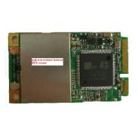 Buy cheap Mini PCI  2 in 1 Bluetooth , usb wlan wireless wifi module with 3DSP WLAN _ STA chipset from wholesalers