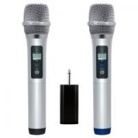 Buy cheap UHF Wireless Microphone Receiver Set U20 from wholesalers