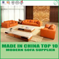Buy cheap Contemporary Sectional Couches Living Room Furniuture Leisure  leather  Sofa from wholesalers