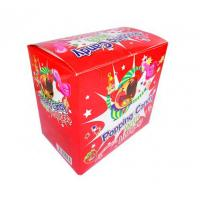 Buy cheap Professionally Lollipop Poping Candy With Pop Rocks Candy Foot Shape 11 G product