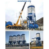 Buy cheap Bolted Type Cement Silo 50T - 2000T With Strong Anti Corrosion Ability from wholesalers
