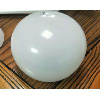 Buy cheap PC Polypropylene Blow Molding / Dome Lampshade Plastic Blow Moulding Products from wholesalers