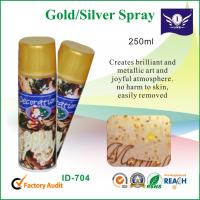 Buy cheap Gold / Silver Party String Spray To Creates Brilliant And Metallic Art from wholesalers