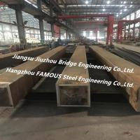Buy cheap Heavy Box Type Structural Steel Fabrication For Urban Large Commercial Complex product