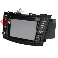 Buy cheap 3G Radio RDS SUZUKI SWIFT Car Dvd Player ,  7 Inch Touch Screen Car Stereo With IPod Video Play product