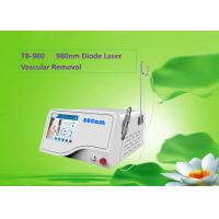 Buy cheap 10W / 15W / 30W 980 Diode Vascular Laser Machine 1 - 5Hz Adjustable Frequency from wholesalers