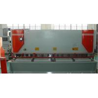 Buy cheap QC11Y hydraulic guillotine shear from wholesalers