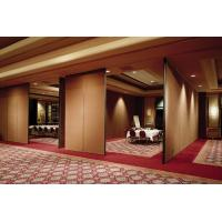 Buy cheap Soundproof Movable Partition Walls Exhibition And Convention Room Dividers from wholesalers