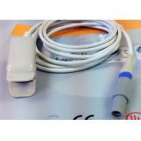 Reusable Adult Soft Tip Spo2 Probe Finger Oxygen Sensor BCI Model 3M Length