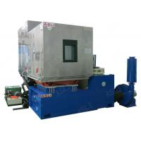 Buy cheap CE Certification Combined Tester Three Style Temperature Humidity and Vibration Test Chamber from wholesalers
