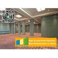 Buy cheap Movable Wooden Acoustic Soundproof Multilayer Structure Office Partition from wholesalers