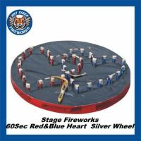 Buy cheap Fireworks Cold Flame Stage Fireworks APS1026  Silver wheel from wholesalers