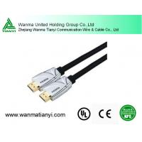 Quality Vention Gold Plated Supports Ethernet 3D 1.4 2.0 4K HDMI Cable for sale
