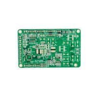 Buy cheap Multilayer 94V0 RoHS OSP Communication PCB Board Assembly With Green Solder Mask from wholesalers