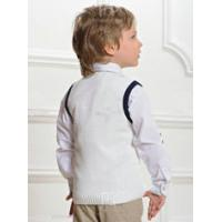 Buy cheap Fashion 100% Cotton Baby Knitted Cardigans Sweater , Infant Boy sweater Vest  from wholesalers