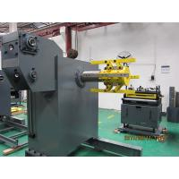 Buy cheap Automated Heavy Material Rack Unwinding Leveling Press Feeding Equipment Metal Sheet Stamping from wholesalers