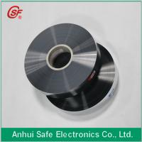 Buy cheap 4 micron Aluminum Zinc alloy metallized polypeopylene film for capacitor use product