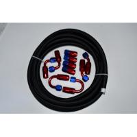 Buy cheap oil cooler hose high pressure temperature hydraulic hose from wholesalers