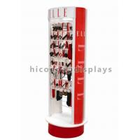 Buy cheap Flooring Hair Accessories Display Stands , Rotating Display Rack from wholesalers