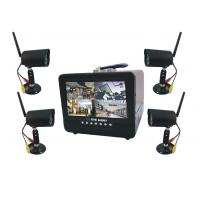 Buy cheap 4CH wireless 5.8G, H.264 compression Combo Digital Video Recorder, 7CH LCD Stand Alone DVR from wholesalers