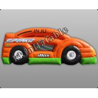 Buy cheap Car Shape Inflatable Bouncer Castle /  Interactive Games Inflatable Bouncer from wholesalers