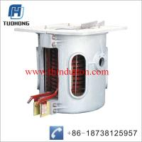 Buy cheap Steel iron scrap medium frequency induction melting furnace from wholesalers